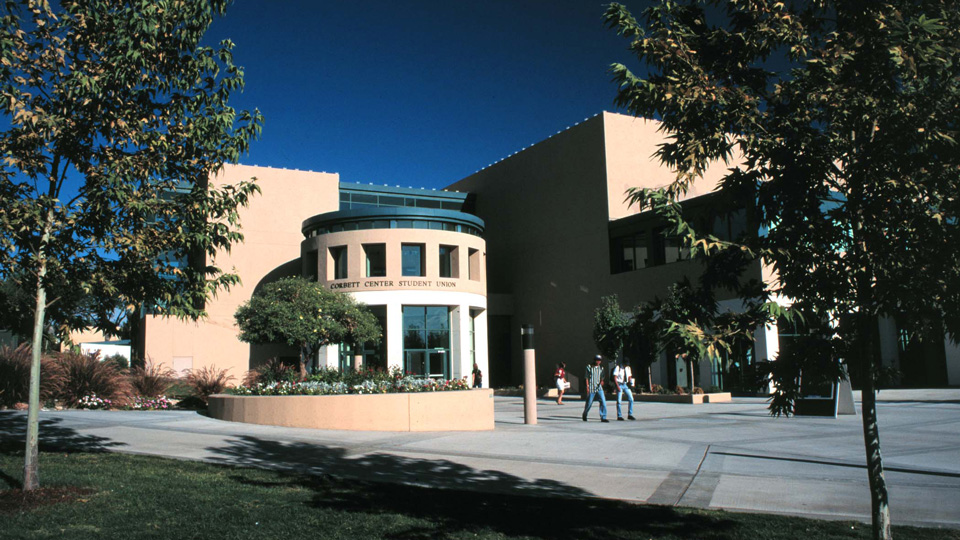 Corbett Center Student Union